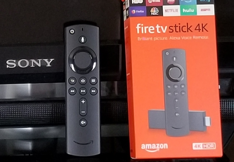 Amazon Fire Stick/Sony BRAVIA TV compatibility problem – one